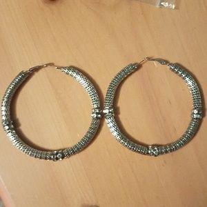 Jewelry - New Hoop earings